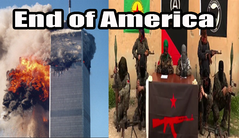 From 9/11 to Antifa