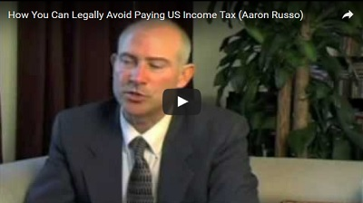 Avoid taxes