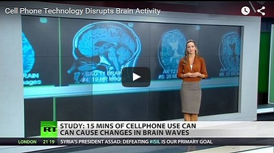 Cell disrupts brain