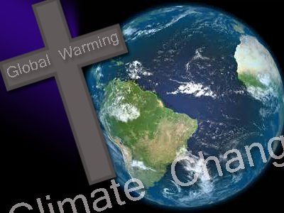 Gospel Global Warming