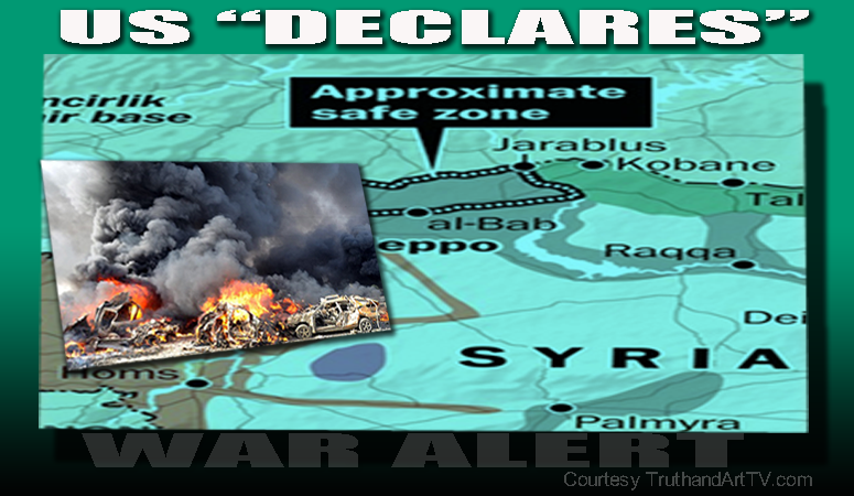 Syria exclusion zone