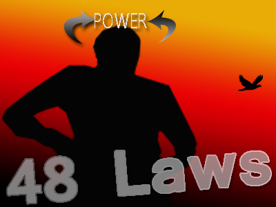 forty eight laws