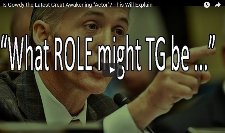Gowdy role