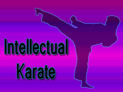 Intellectual Karate