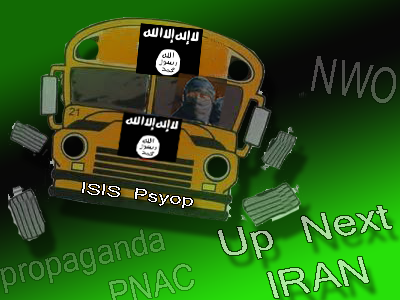 Wheels fall off ISIS psyop