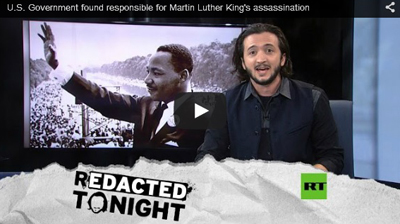 MLK assassination