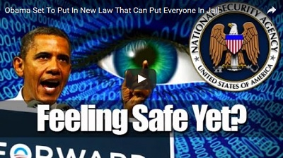 Obama surveillance law