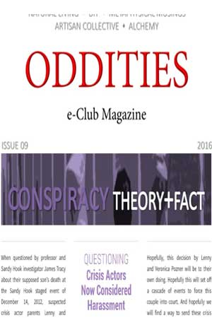 Oddities Magazine