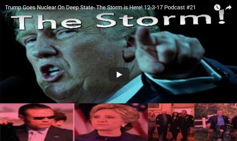 Trump goes nuclear on deep state