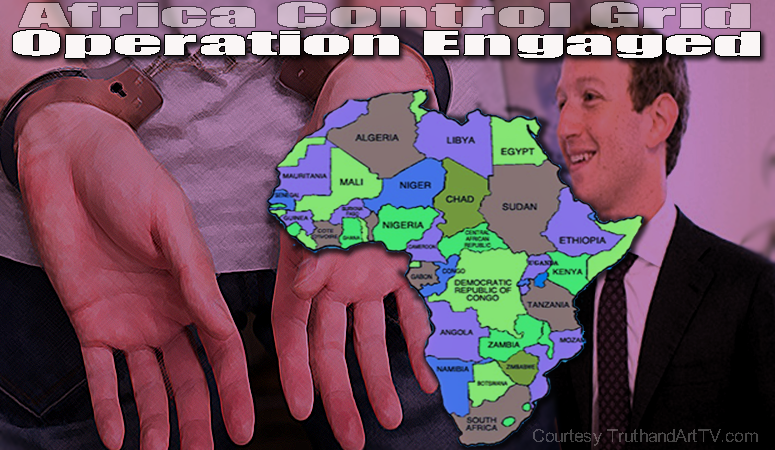 Zuckerberg in Africa